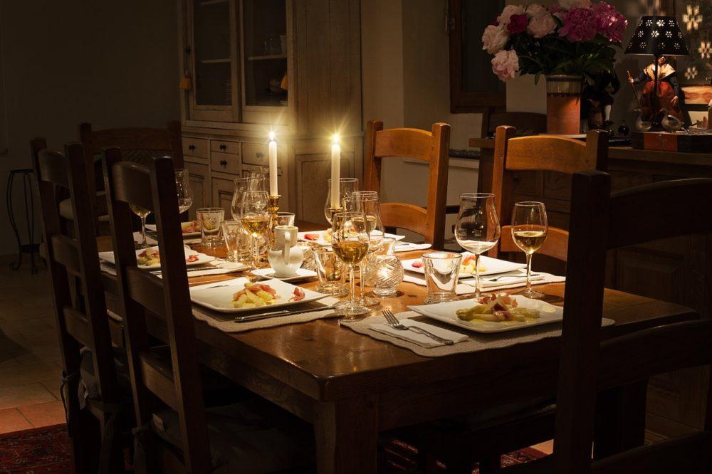 Altijd snel de avondmaaltijd in huis