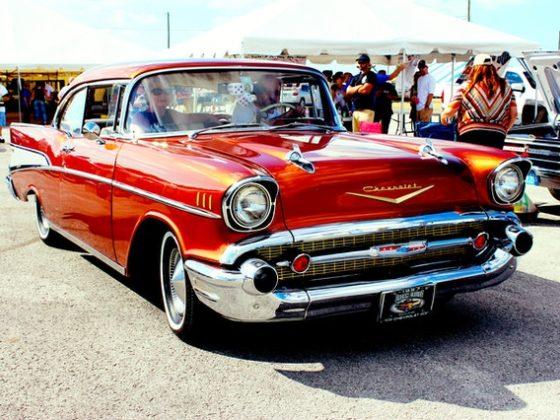 Chevrolet oud