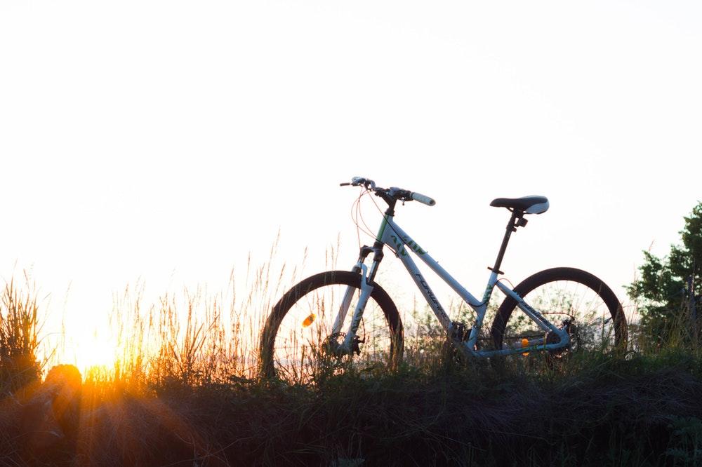 Onderdelen voor een fiets