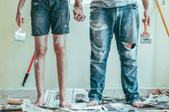 Je gaat schilderen: waar moet je op letten?